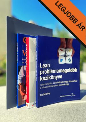 Problémamegoldás felsőfokon könyvcsomag