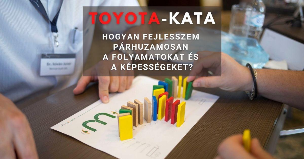 Toyota Kata workshop