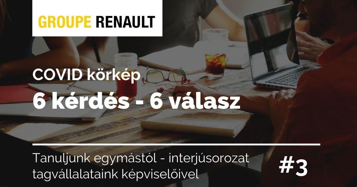 Covid körkép </br>6 kérdés – 6 válasz</br> Hungarian Alliance Logistics Kft. #3