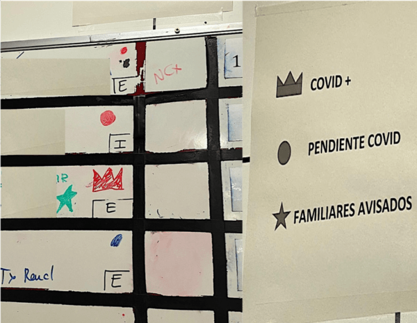 Koronavírus teszteredmények