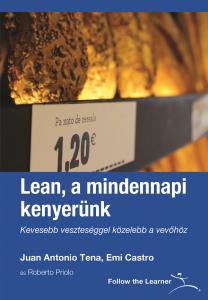 Lean, a mindennapi kenyerünk borító