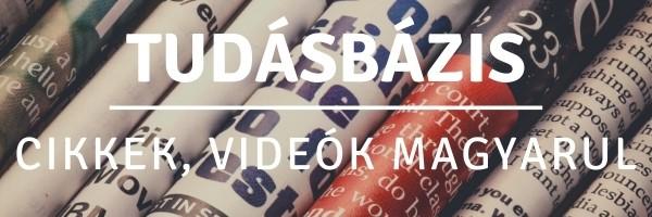 Cikke, videók magyarul
