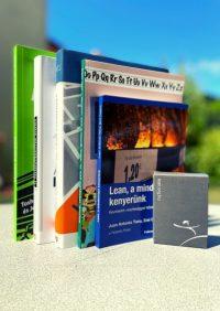 Lean könyv alapcsomag