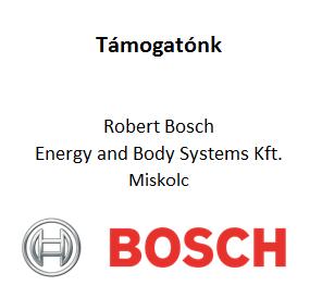 Kaizen expressz támógatója a Bosch