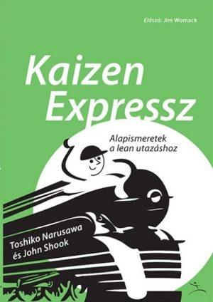 Kaizen expressz borító