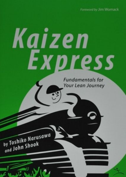 Kaizen express cover