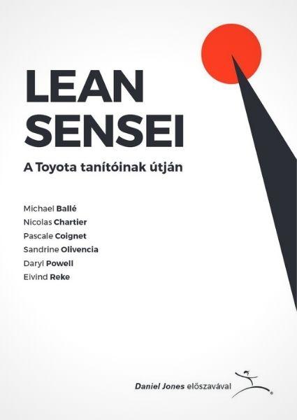 Lean Sensei borító