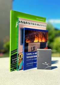 Szűkitett lean könyv alapcsomag