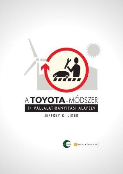 A Toyota módszer borító