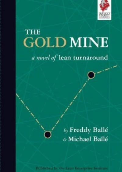 The Gold Mine cover