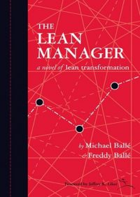 The lean manager cover