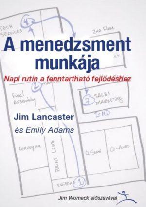 A menedzsment munkája borító