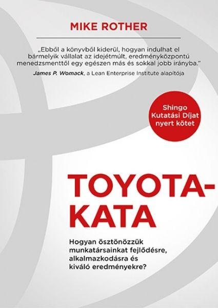 Toyota Kata borító