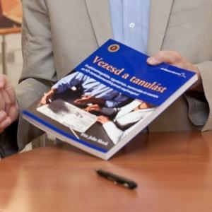 Vezesd a tanulást könyv