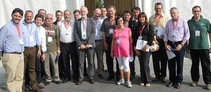 LGN Board meeting csoportkép