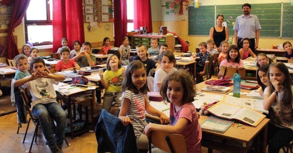 Lean az iskolában