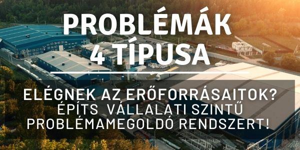 Problémák négy típusa workshop
