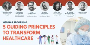 5 irányelv az egészségügy átalakításához