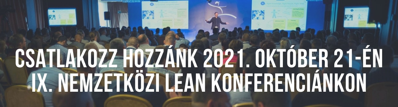 Nemzetközi Lean Konferencia