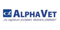 Alpha Vet logo